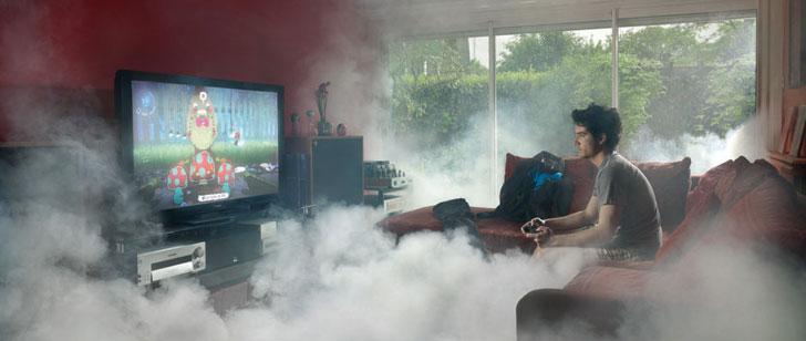 Les « gamers » sont plus enclin à prendre le contrôle de leurs rêves !