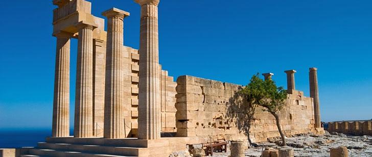 Le saviez-vous ? Dans la Grèce antique, il n'y avait pas de mot pour la couleur bleue ! Grec-bleu