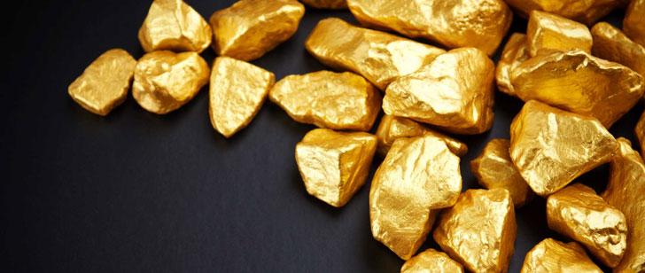 Il existe assez d'or dans le noyau de la Terre pour recouvrir toute sa surface de quatre mètres d'épaisseur !