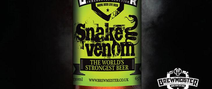 Il existe une bière écossaise qui est plus forte que la vodka !