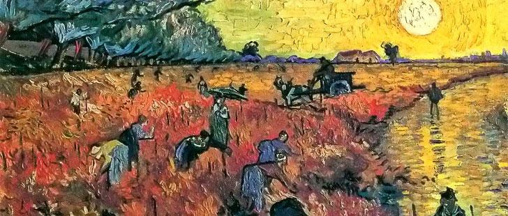 Van Gogh n'a vendu qu'un seul tableau de son vivant !