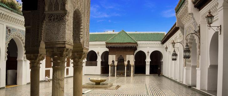 La plus ancienne université dans le monde encore en activité se situe au Maroc !