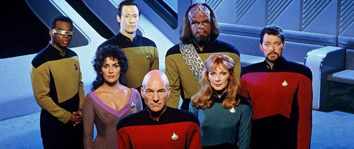 Le saviez-vous?Un homme n'a parlé qu'en klingon à son fils durant les trois premières années de sa vie ! Klingon-star-trek