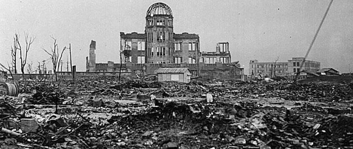 Un arbre a survécu à l'explosion d'Hiroshima en étant à moins d'un kilomètre de l'épicentre !