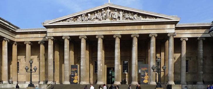 Le British Museum est plus vieux que les États-Unis d'Amérique !