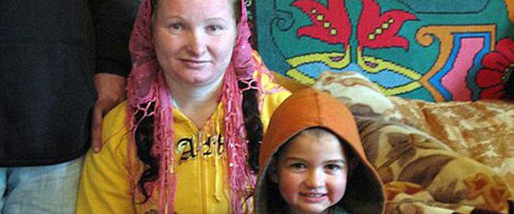 En 2011, une jeune femme de 23 ans est devenue la plus jeune grand-mère au monde !