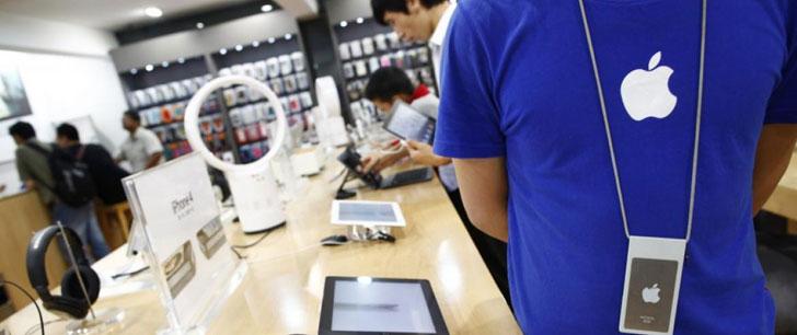 Il y a de faux Apple stores en Chine tellement réalistes que les employés pensent qu'ils travaillent réellement pour Apple !
