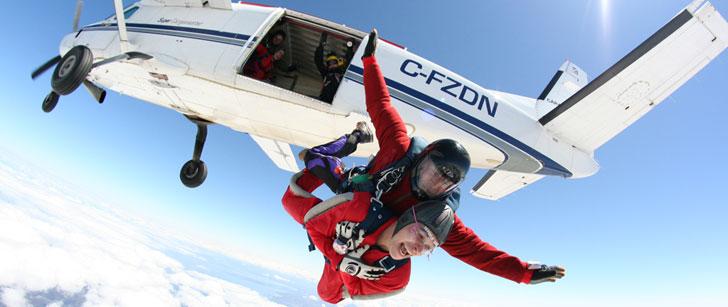 Pourquoi il n'y a pas parachutes pour les passagers dans les avions de ligne !