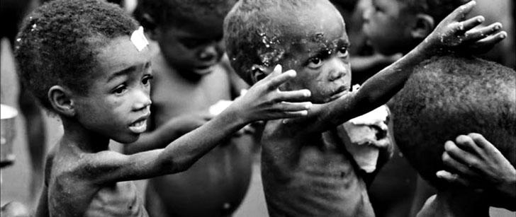 Notre Terre produit suffisamment de nourriture pour tout le monde !