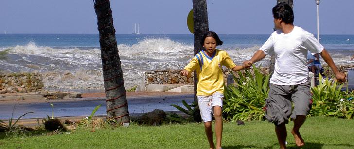 Une fille de 10 ans a sauvé plus de 100 personnes lors du tsunami de 2004 !