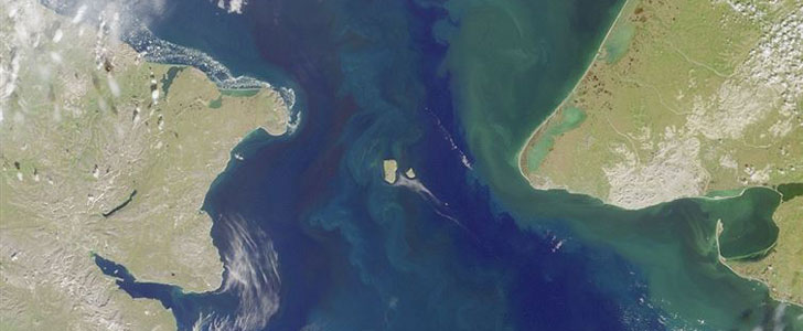 A leur point le plus proche, les Etats-Unis et la Russie sont à une distance de seulement 3 kilomètres !