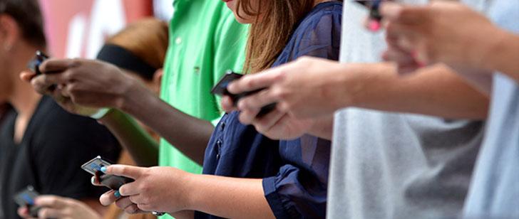 La nomophobie est la peur de ne pas avoir son téléphone portable avec soi !