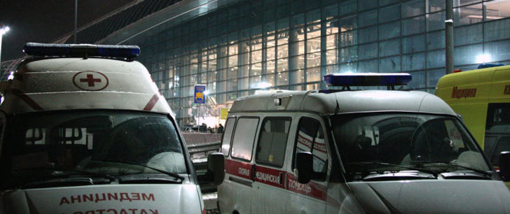 Les russes riches louent de fausses ambulances pour échapper aux embouteillages de Moscou !