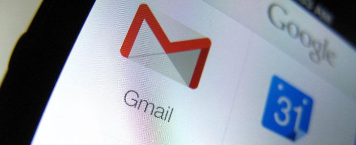 Le logo de Gmail a été conçu quelques heures avant le lancement du service !
