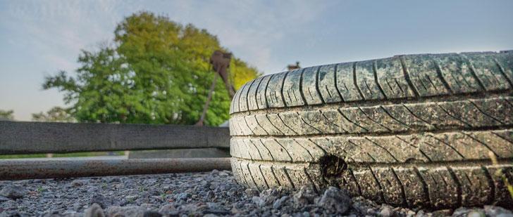 Les pneus en mauvais état sont directement responsables de 15% des accidents mortels