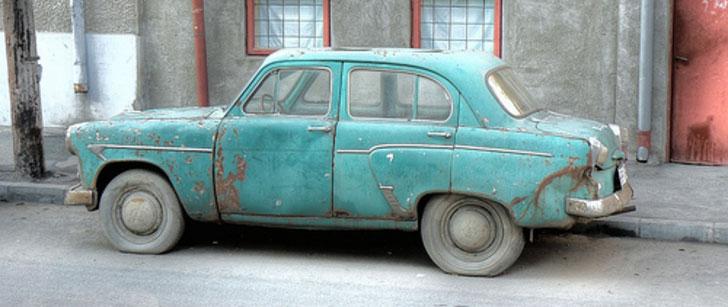 Gagner des millions avec sa vieille voiture !