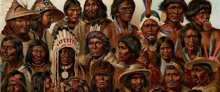 Les amérindiens n'étaient pas considérés comme citoyens américains jusqu'en 1924 !