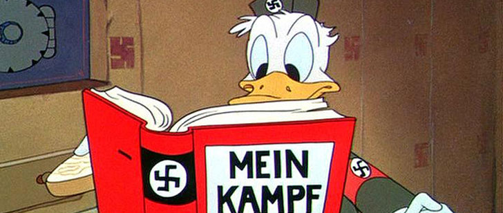 Disney a produit un film de propagande de guerre qui a remporté un Oscar !