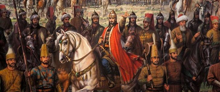 Dans l'Empire ottoman, les fonctionnaires gouvernementaux condamnés avaient le droit de participer à une course à pied pour leur vie !