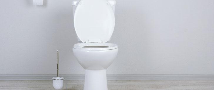 Une femme a refusé de quitter les toilettes pendant 2 ans et demi !
