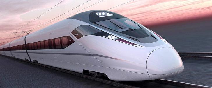 Le plus long trajet en train dans le monde !