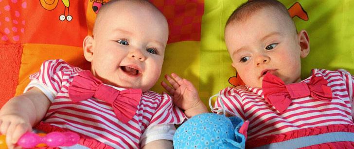 Deux jumelles ont été nées à un intervalle de 87 jours !