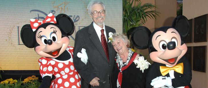 Les voix de Mickey Mouse et Minnie Mouse se sont réellement mariées !