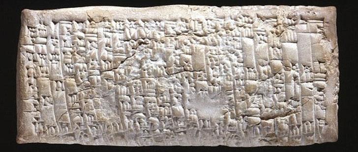 La plus ancienne lettre de plainte jamais découverte !