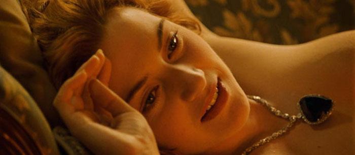Le dessin de Kate Winslet nue réalisé par Dicaprio dans Titanic, a été réellement réalisé par James Cameron !