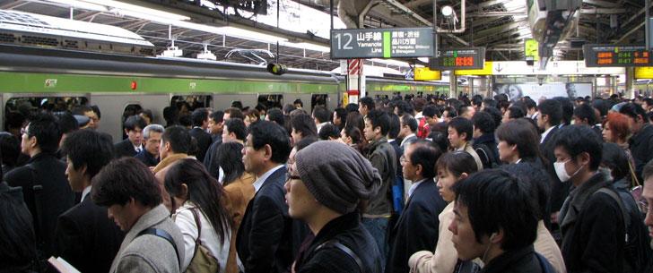 La gare la plus fréquentée du monde accueille près 1,3 milliard de passagers chaque année !