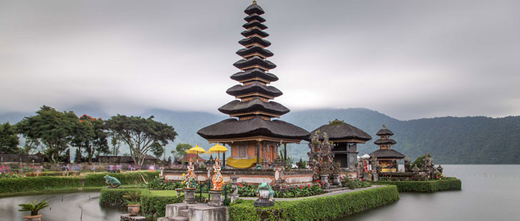 Bali, l'île aux charmes infinis