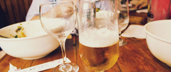 La bière de table (1,5% d'alcool) a été servie dans les écoles belges jusqu'aux années 1980 !