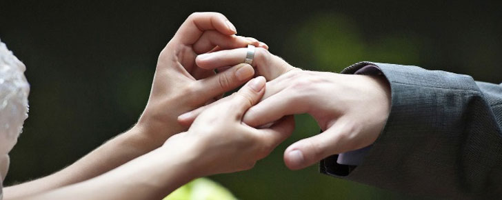 L'alliance de mariage, une tradition qui remonte jusqu'aux égyptiens
