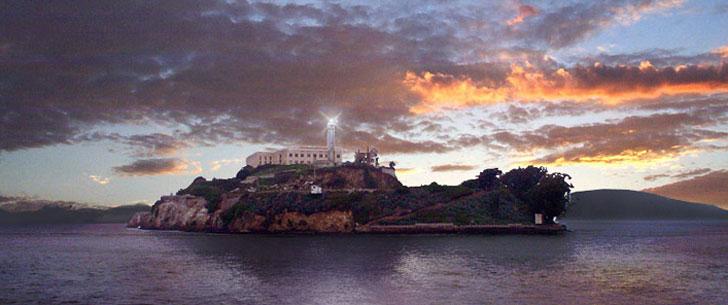 Les prisonniers d'Alcatraz étaient obligés de se douchaient à l'eau chaudes pour ne pas s'acclimater à l'eau froide et essayer de s'échapper en nageant !