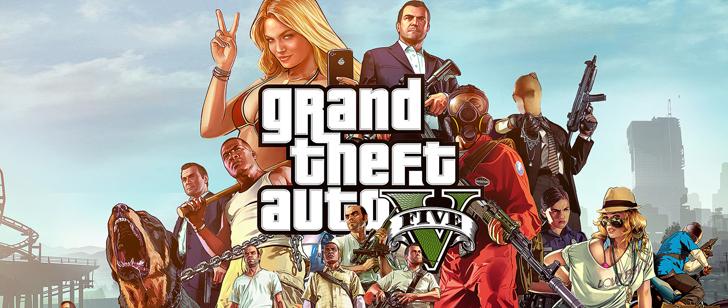 Grand Theft Auto V a rapporté plus d'argent que tout autre produit de divertissement de l'histoire !