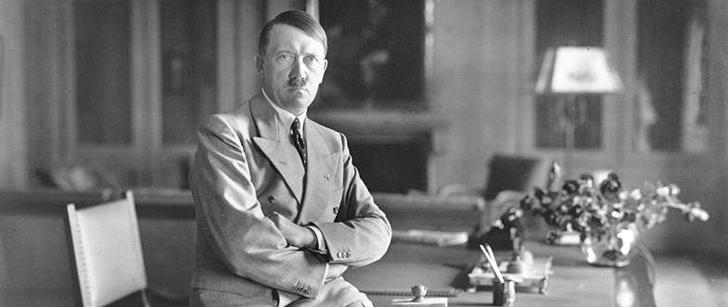 Hitler n'a jamais visité un seul camp de concentration !