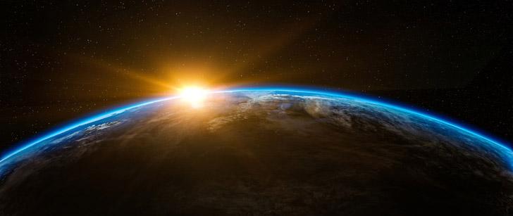 A la formation de la lune, une journée sur Terre durait entre 2 et 3 heures !