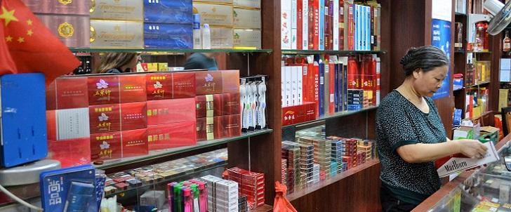Le saviez-vous ? La population de fumeurs chinois est supérieure à la population totale des États-Unis ! Tabac-chine