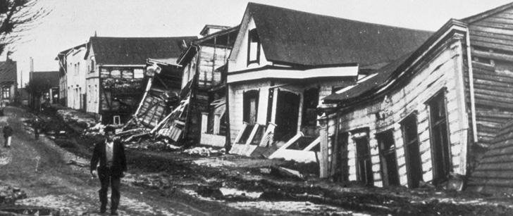 Le plus grand séisme jamais enregistré !