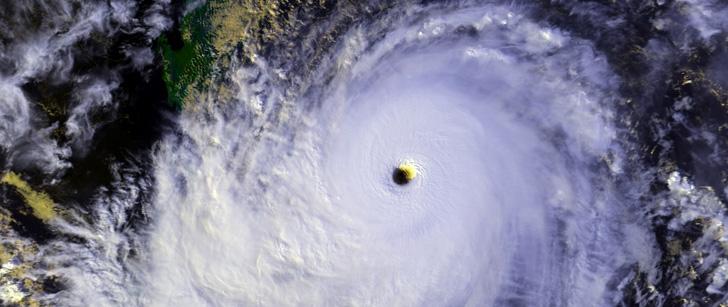 Un mois après le bombardement atomique d'Hiroshima, un typhon a frappé la ville et a tué 2 000 personnes !