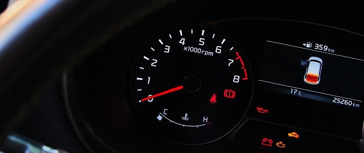 Le kilométrage le plus élevé pour une voiture