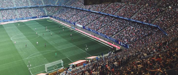 Technologie et foot allemand
