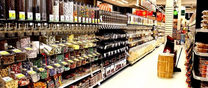 Le saviez-vous ? 6 faits qui vous feront voir vos courses au supermarché sous un angle nouveau ! Retail_grocery_supermarket_store_food_shopping_market_shop-613228